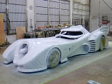 1989 Batmobile Kit in Primer